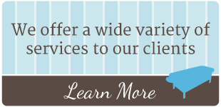 We offer a wide variety of services to our clients | Learn More